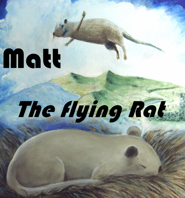 Matt the Flying Rat